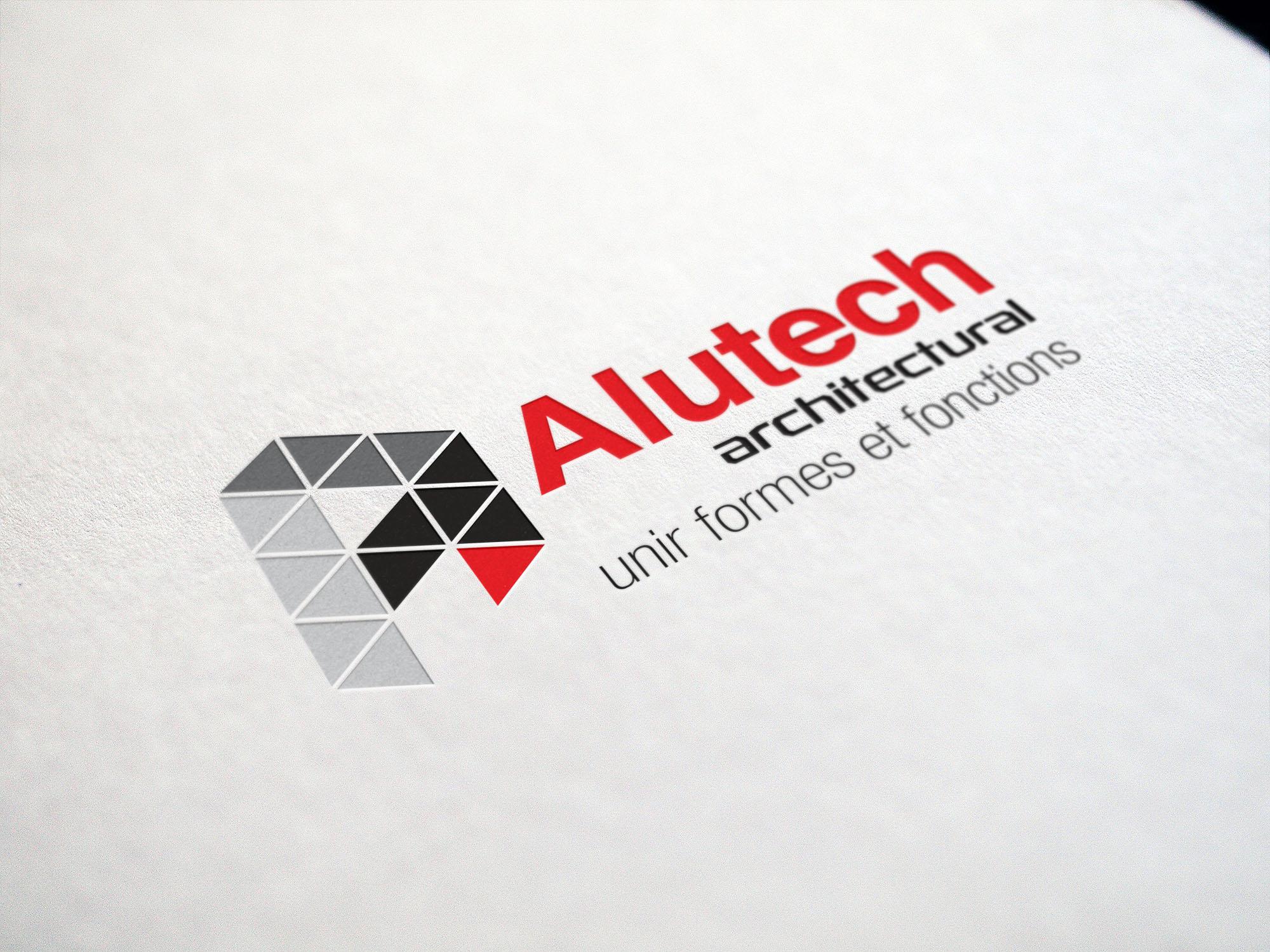 logo, Alutech