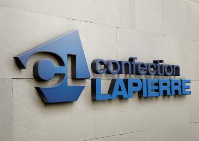 Logo Confection Lapierre